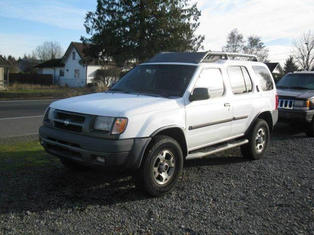 2001 Nissan Xterra for sale at MIDLAND MOTORS LLC in Tacoma WA