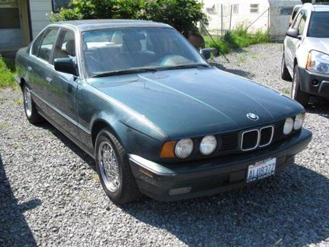 1992 BMW 5 Series for sale at MIDLAND MOTORS LLC in Tacoma WA