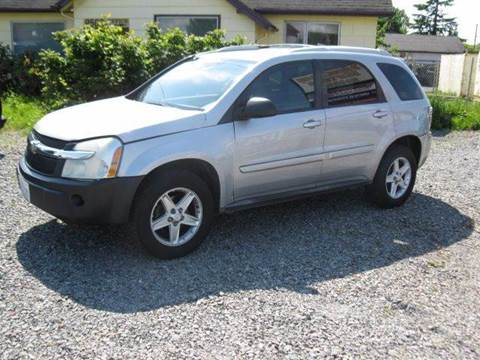 2005 Chevrolet Equinox for sale at MIDLAND MOTORS LLC in Tacoma WA