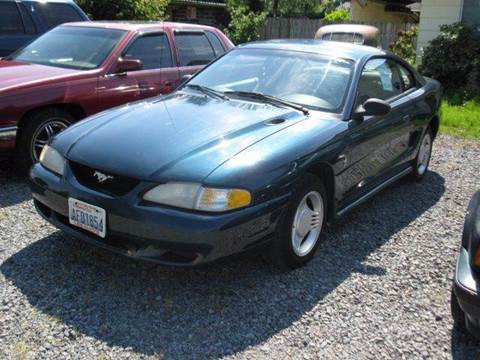 1995 Ford Mustang for sale at MIDLAND MOTORS LLC in Tacoma WA