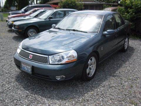 2003 Saturn L-Series for sale at MIDLAND MOTORS LLC in Tacoma WA