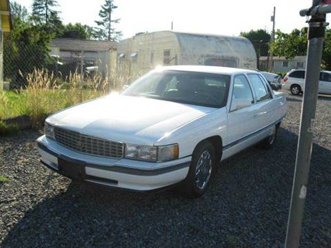 1995 Cadillac DeVille for sale at MIDLAND MOTORS LLC in Tacoma WA