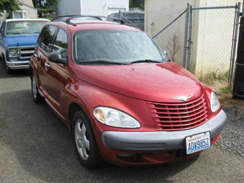 2002 Chrysler PT Cruiser for sale at MIDLAND MOTORS LLC in Tacoma WA