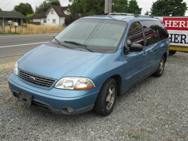 2001 Ford Windstar for sale at MIDLAND MOTORS LLC in Tacoma WA