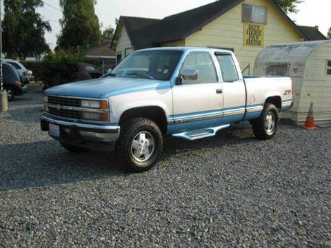 1993 Chevrolet C/K 1500 Series for sale at MIDLAND MOTORS LLC in Tacoma WA