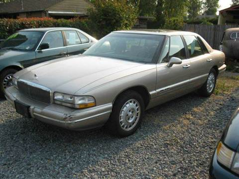 1995 Buick Park Avenue for sale at MIDLAND MOTORS LLC in Tacoma WA