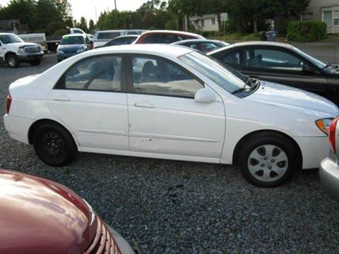 2005 Kia Spectra for sale at MIDLAND MOTORS LLC in Tacoma WA