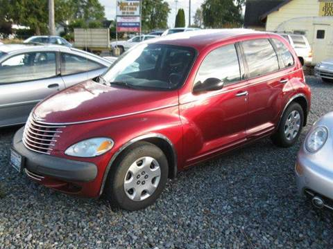 2003 Chrysler PT Cruiser for sale at MIDLAND MOTORS LLC in Tacoma WA