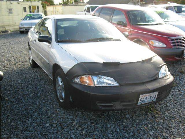 2001 Chevrolet Cavalier for sale at MIDLAND MOTORS LLC in Tacoma WA
