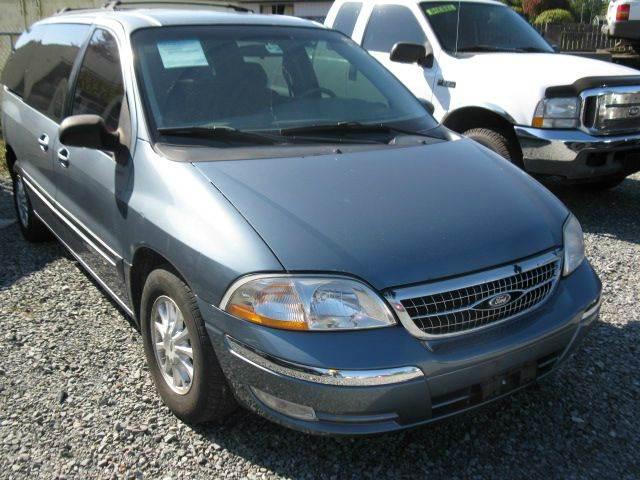 2000 Ford Windstar for sale at MIDLAND MOTORS LLC in Tacoma WA