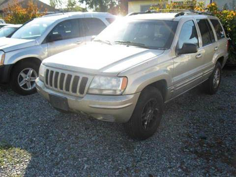1999 Jeep Grand Cherokee for sale at MIDLAND MOTORS LLC in Tacoma WA