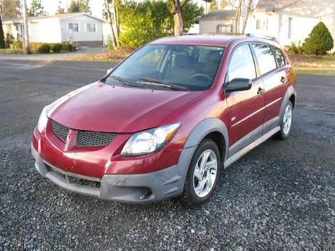 2004 Pontiac Vibe for sale at MIDLAND MOTORS LLC in Tacoma WA