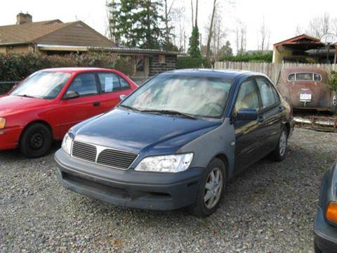 2003 Mitsubishi Lancer for sale at MIDLAND MOTORS LLC in Tacoma WA