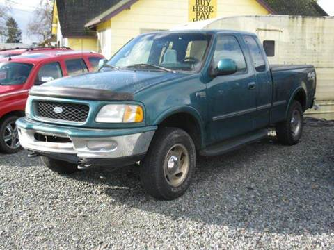1997 Ford F-150 for sale at MIDLAND MOTORS LLC in Tacoma WA