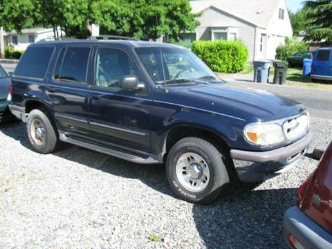 1997 Ford Explorer for sale at MIDLAND MOTORS LLC in Tacoma WA