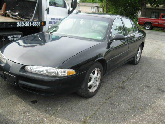 1998 Oldsmobile Intrigue for sale at MIDLAND MOTORS LLC in Tacoma WA