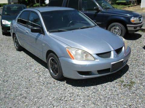 2004 Mitsubishi Lancer for sale at MIDLAND MOTORS LLC in Tacoma WA