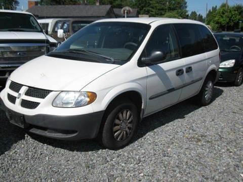 2003 Dodge Caravan for sale at MIDLAND MOTORS LLC in Tacoma WA