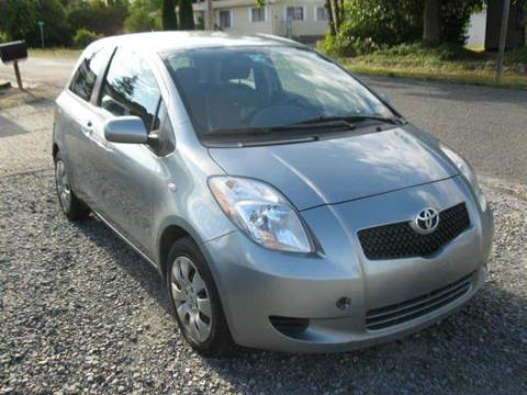 2007 Toyota Yaris for sale at MIDLAND MOTORS LLC in Tacoma WA