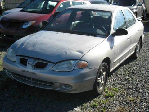 1999 Hyundai Elantra for sale at MIDLAND MOTORS LLC in Tacoma WA