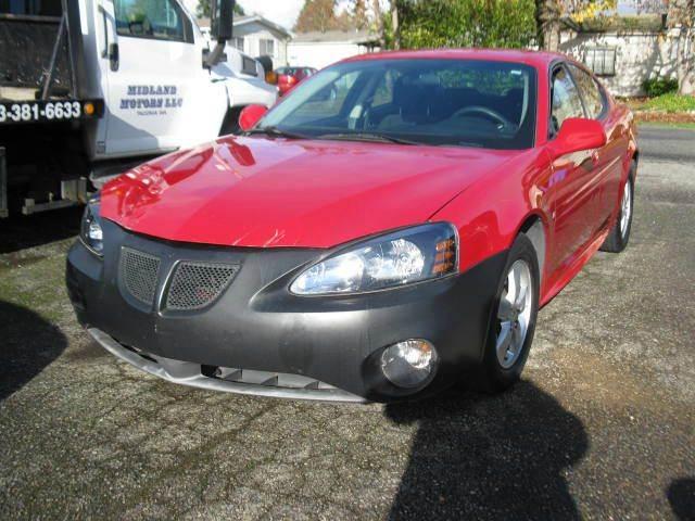 2006 Pontiac Grand Prix for sale at MIDLAND MOTORS LLC in Tacoma WA