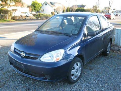 2003 Toyota ECHO for sale at MIDLAND MOTORS LLC in Tacoma WA