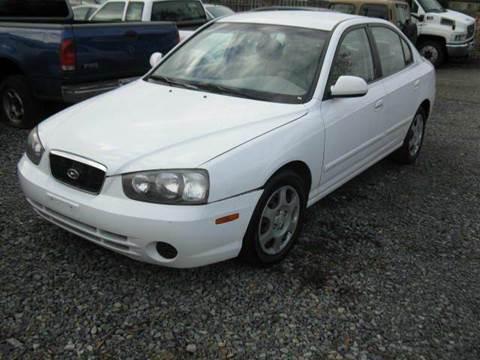 2001 Hyundai Elantra for sale at MIDLAND MOTORS LLC in Tacoma WA