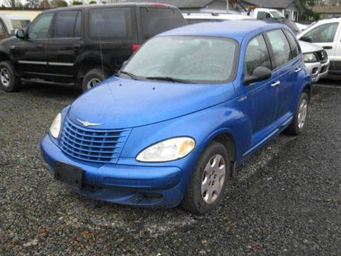 2005 Chrysler PT Cruiser for sale at MIDLAND MOTORS LLC in Tacoma WA