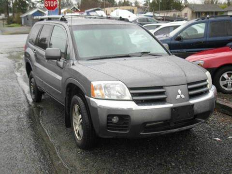 2004 Mitsubishi Endeavor for sale at MIDLAND MOTORS LLC in Tacoma WA