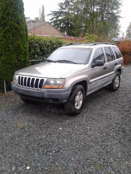 1999 Jeep Grand Cherokee Laredo 4dr SUV   Tacoma WA