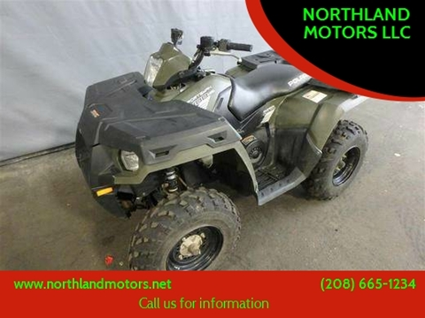 2013 Polaris Sportsman 400 for sale in Coeur D Alene, ID
