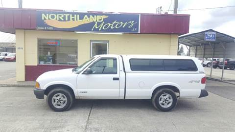 1997 Chevrolet S-10 for sale in Coeur D Alene, ID
