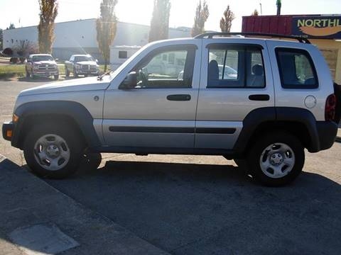 2006 Jeep Liberty for sale in Coeur D Alene, ID