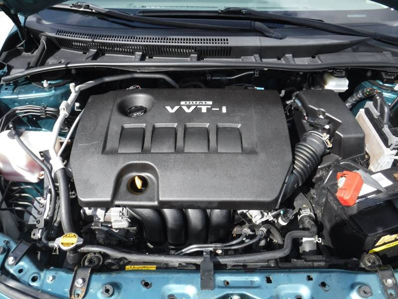 2009 toyota corolla le engine size
