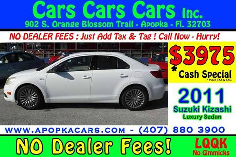 2011 Suzuki Kizashi for sale in Apopka, FL
