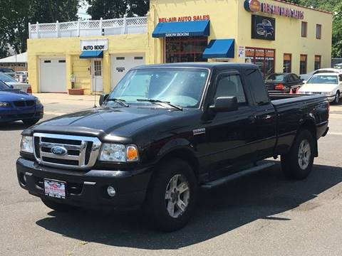 2008 Ford Ranger for sale at Bel Air Auto Sales in Milford CT
