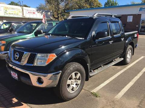 2005 Nissan Frontier for sale at Bel Air Auto Sales in Milford CT