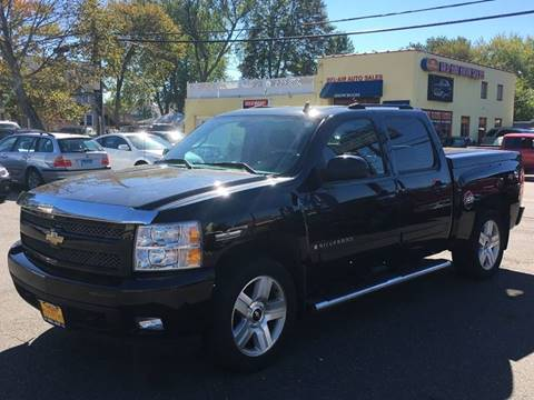 2007 Chevrolet Silverado 1500 for sale at Bel Air Auto Sales in Milford CT