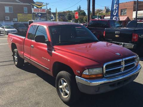 1998 Dodge Dakota for sale at Bel Air Auto Sales in Milford CT
