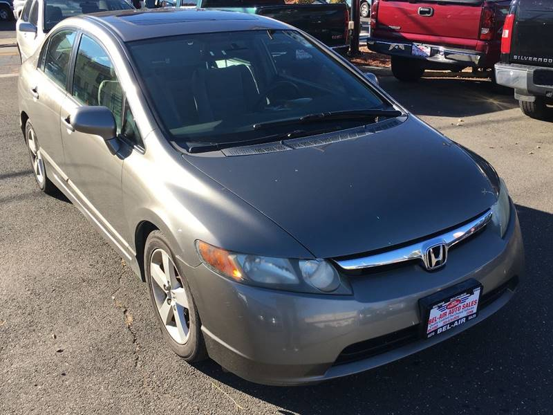 2006 Honda Civic for sale at Bel Air Auto Sales in Milford CT