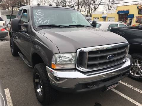 2004 Ford F-250 Super Duty for sale at Bel Air Auto Sales in Milford CT