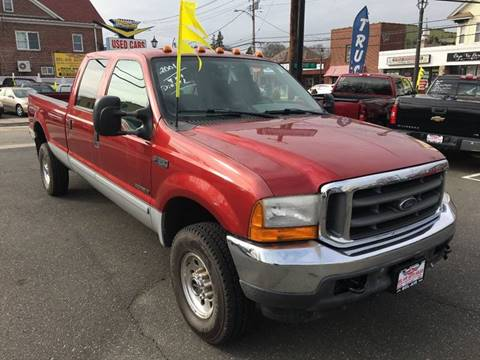 2001 Ford F-350 Super Duty for sale at Bel Air Auto Sales in Milford CT
