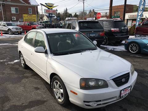 2005 Hyundai Elantra for sale at Bel Air Auto Sales in Milford CT