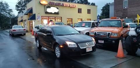 2008 Mercury Milan for sale at Bel Air Auto Sales in Milford CT