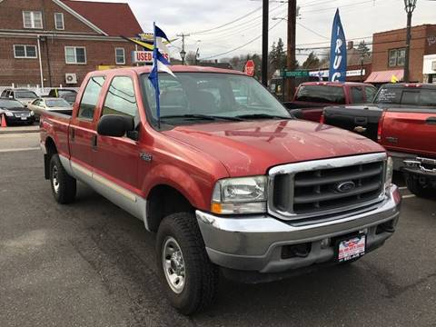2003 Ford F-250 Super Duty for sale at Bel Air Auto Sales in Milford CT