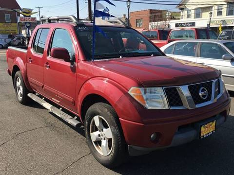 2006 Nissan Frontier for sale at Bel Air Auto Sales in Milford CT