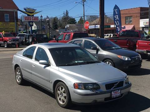 2004 Volvo S60 for sale at Bel Air Auto Sales in Milford CT