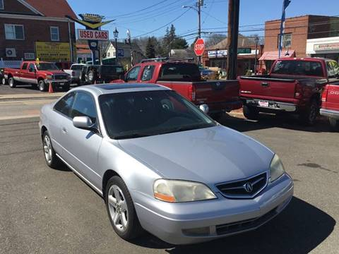 2001 Acura CL for sale at Bel Air Auto Sales in Milford CT