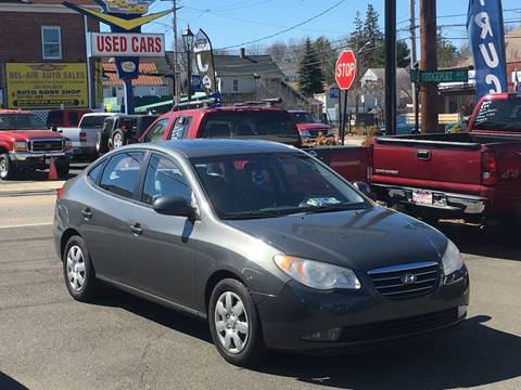 2008 Hyundai Elantra for sale at Bel Air Auto Sales in Milford CT