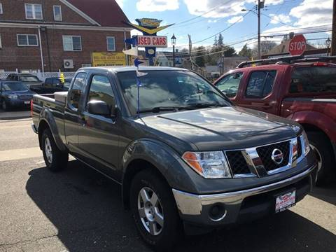 2008 Nissan Frontier for sale at Bel Air Auto Sales in Milford CT